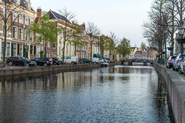 Holland travel in spring