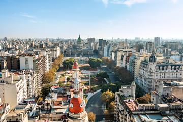 Foto op Plexiglas Buenos Aires Congreso de la Nación Argentina, Buenos Aires Argentinien