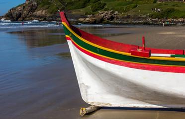 Canoa artesanal