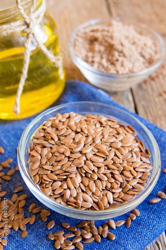 Льняное семя при похудании