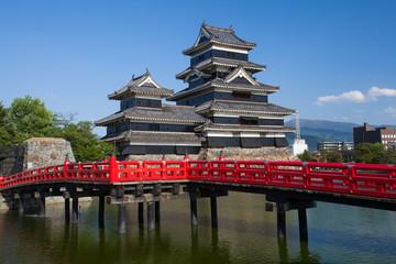 Matsumoto Castle , One of Japan's premier historic castles