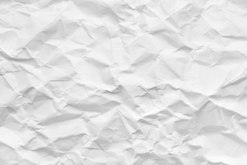 crumpled paper, abstract background or texture