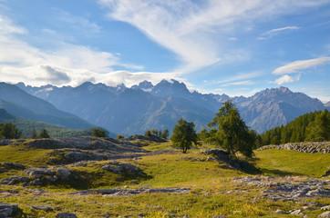 Vers les Ecrins (Hautes-Alpes / Briançonnais)