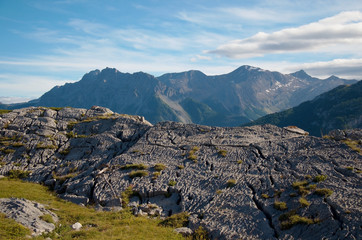 Tête de Vautisse (Hautes-Alpes / Briançonnais)