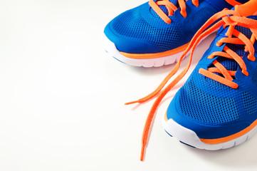 Sport running shoes Wall mural