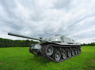 US Army World War II Tank