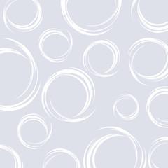 Abstract Circles Pattern. Vector