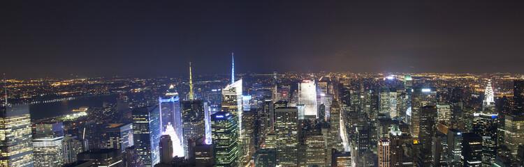 New York - Panorama di Manhattan