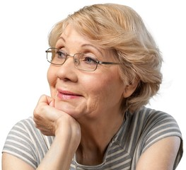 Senior Adult, Mature Women, Women.