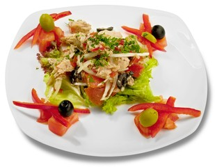 Salad, Healthy Eating, Vegetable.