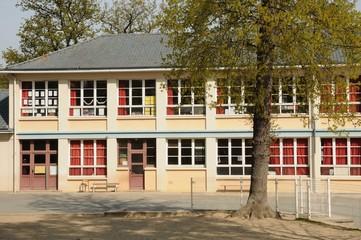 France, Jules Ferry school in Les Mureaux