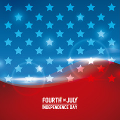 Independence day design.