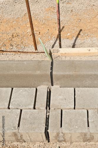 dehnungsfuge eine verlauft durch bordstein und rinnstein dehnungsfugen fliesen tipps