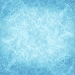 An illustration of an abstract ice texture.