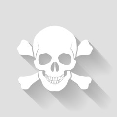 Skull and cross-bones