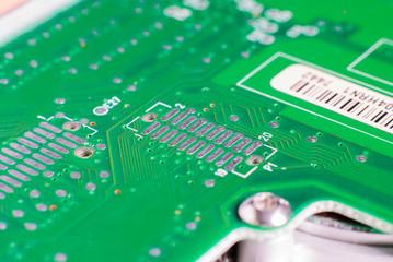 micro electronics main board