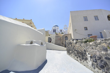 Pyrgos Santorini Greece