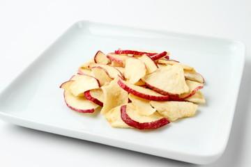 林檎チップス