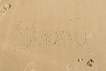 Strand Text
