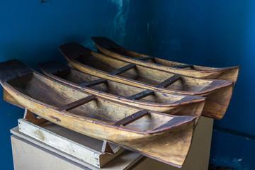 Canoas antigas