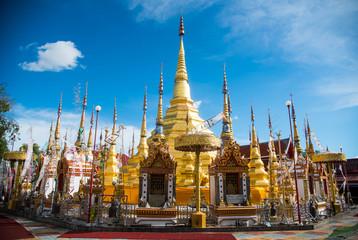 Pha bormmathat temple at Tak province,Thailand