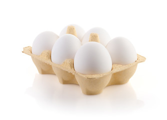 Six Eggs in the Package