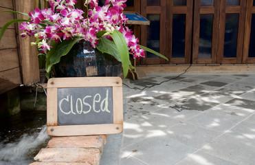 closed on blackboard
