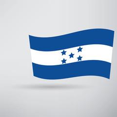Honduran flag icon