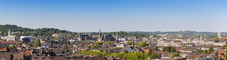 Aachen Skyline panorama