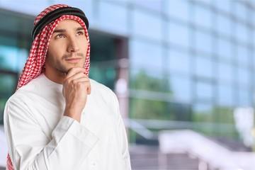 Saudi, man, clothing.