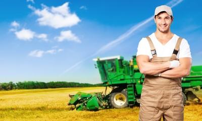 Farmer, gardening, gardener.