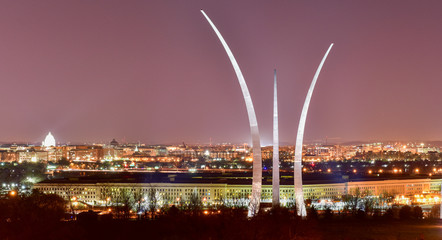 Air Force Memorial - Washington, D.C.