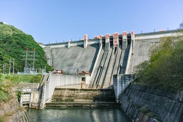浅瀬石川ダム