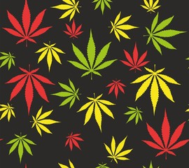 Weed pattern