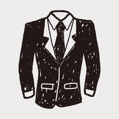 suit doodle