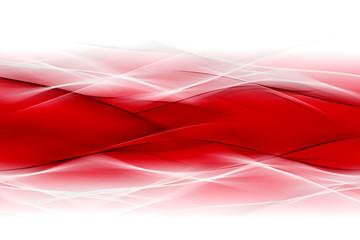 Obraz White Red Background - fototapety do salonu