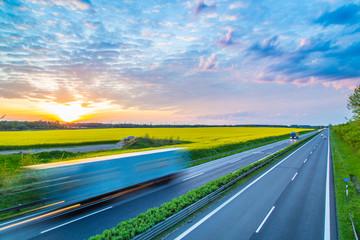 Autobahn - Germany
