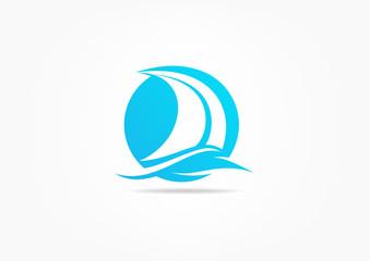 Logo Sailboat