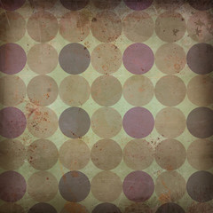 Abstract splash on background-vintage background