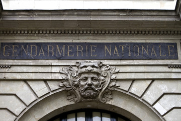 Gendarmerie Nationale, Angers