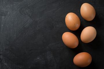 Egg food Background