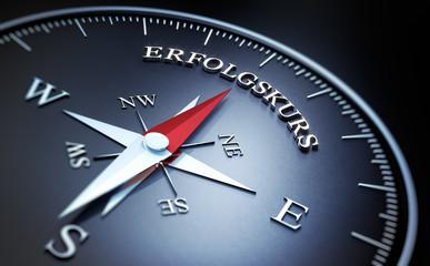 Kompass - Erfolgskurs