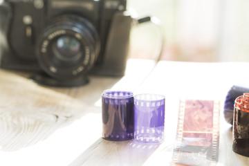 Fotoğraf Makinesi ve Filmler