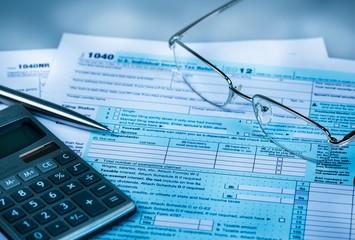 Tax, Financial Advisor, Tax Form.