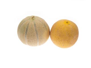 cantaloupe and galia melons