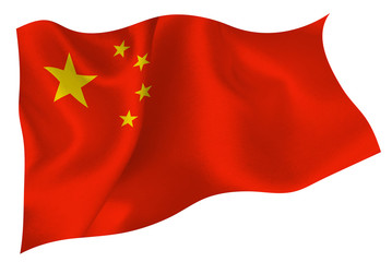 中国  国旗 旗