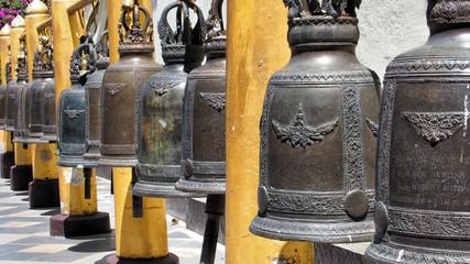 Buddhism Bells