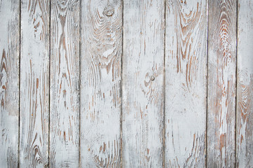 White vintage planks