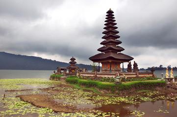 Bali, november 2013, Pura Ulan Danu Bratan
