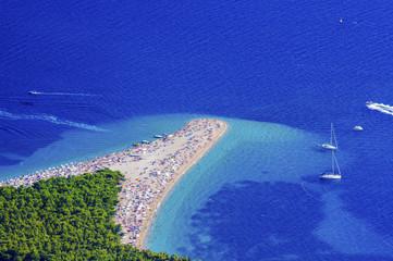 Chorwacja Zlatni Rat